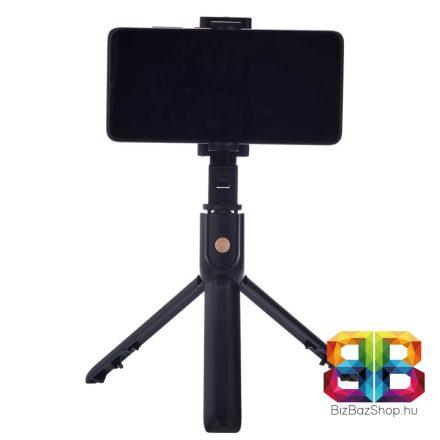 Tekmee Bluetooth selfie bot / állvány háromlábú