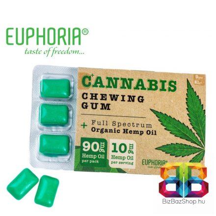 EUPHORIA Cannabis rágógumi 21g